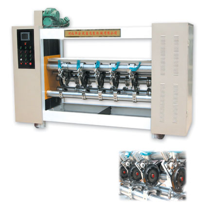 Semi-automatic PC Thin Knife Vertical Cutting and Creasing Machine (lift)