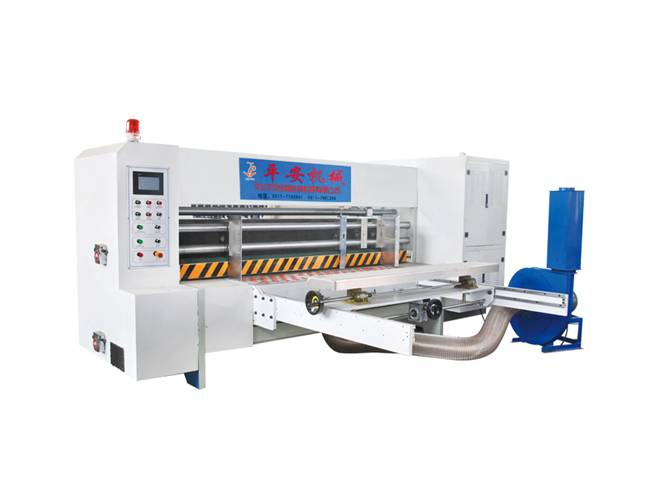 high speed rotary die cutting m